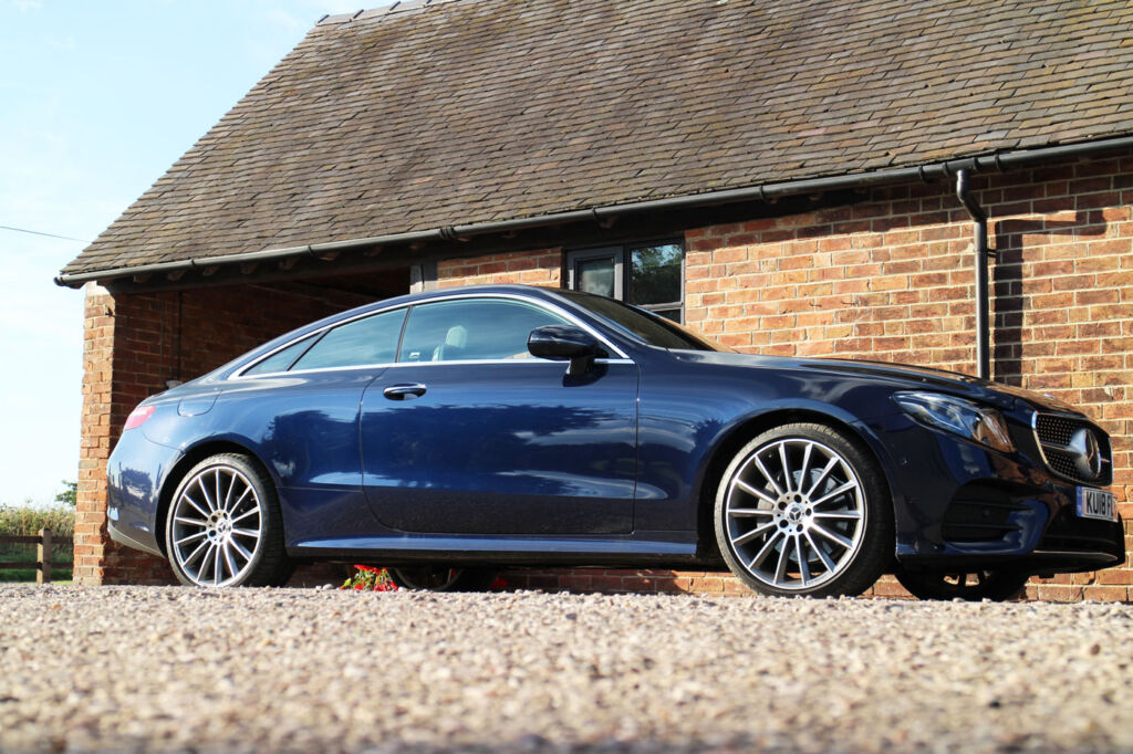 Luxurious Magazine Road Test: The Mercedes-Benz E-Class Coupé