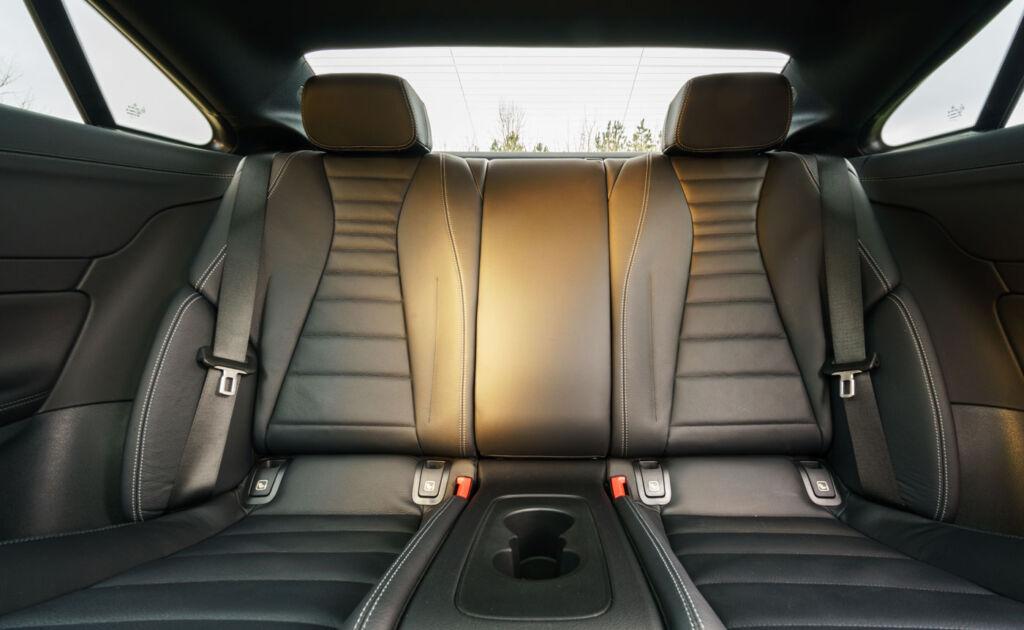 Luxurious Magazine Road Test: The Mercedes-Benz E-Class Coupé 8