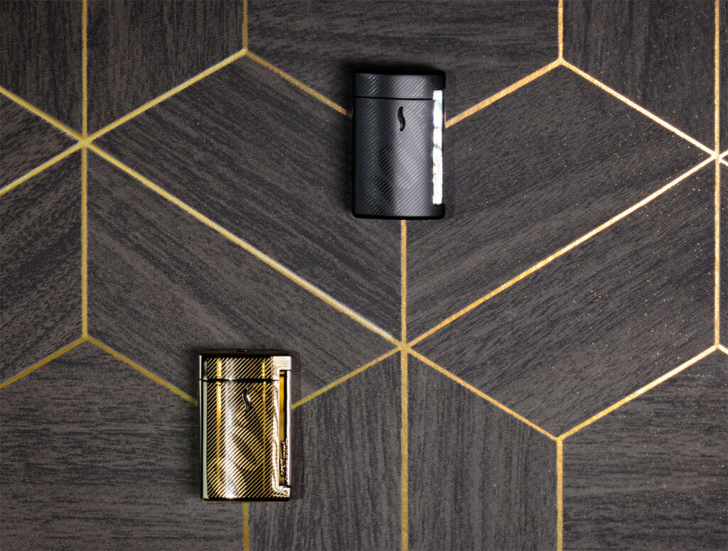 S.T. Dupont Launches Ultimate Luxury Lighter 4
