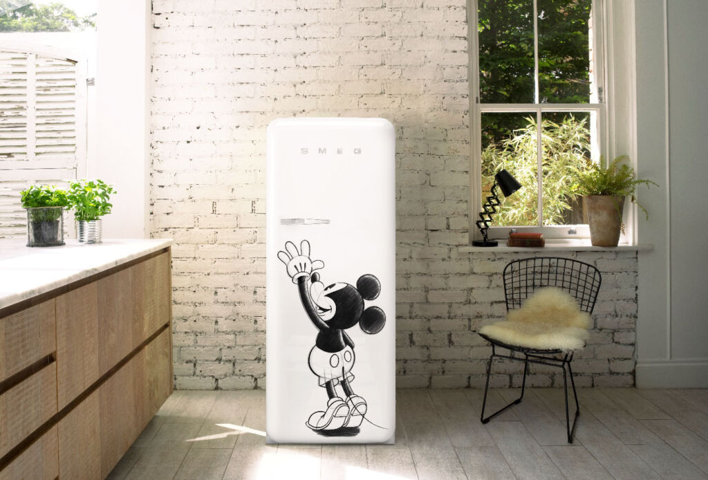 Smeg Is Not Taking The Mickey With Their New FAB Fridge 2