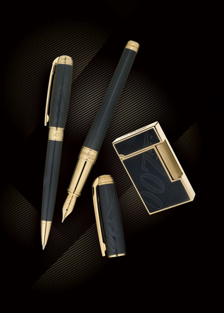 S.T. Dupont Launches Ultimate Luxury Lighter 5