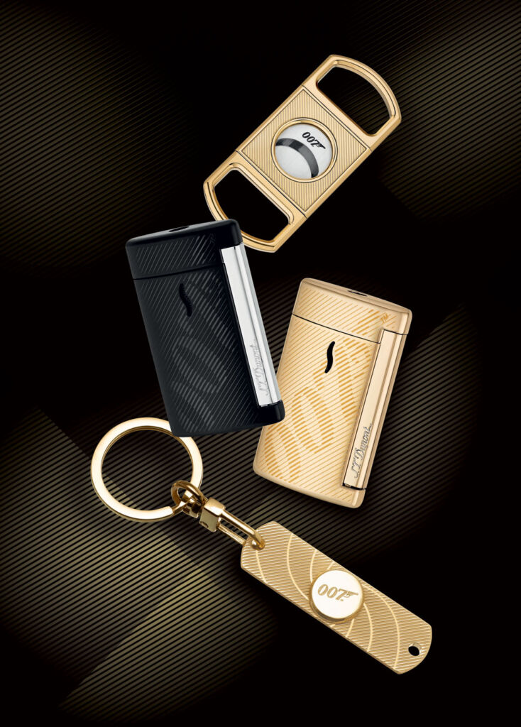 S.T. Dupont Launches Ultimate Luxury Lighter 7