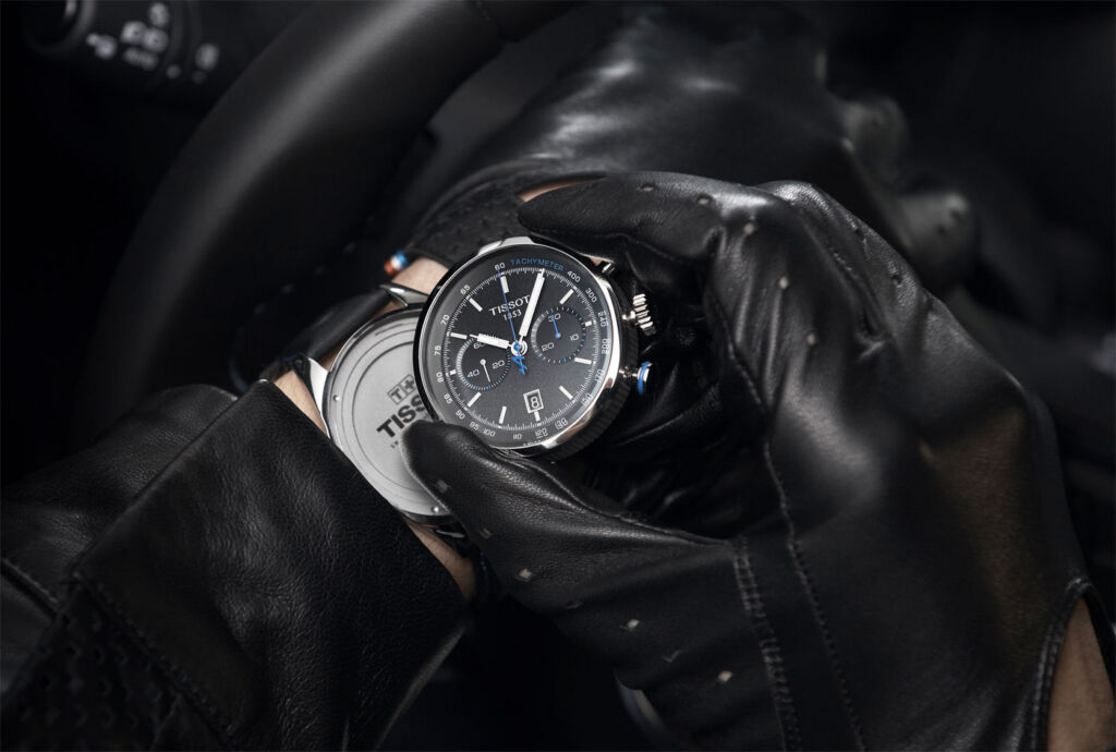 The Alpine Tissot On Board Automatic Wristwatch 6