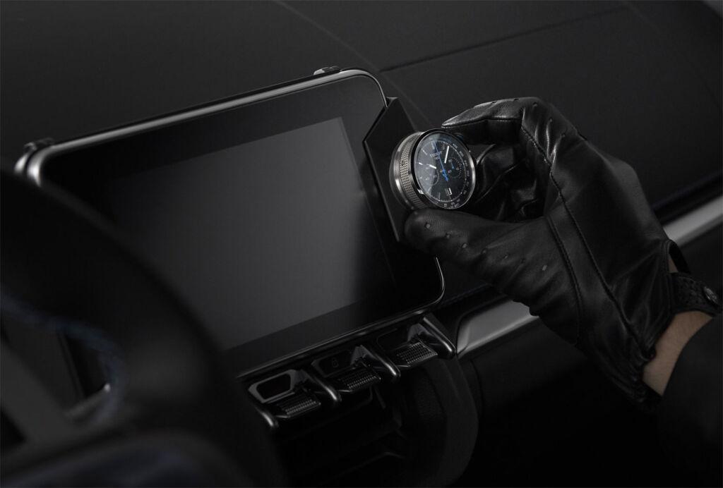The Alpine Tissot On Board Automatic Wristwatch 7