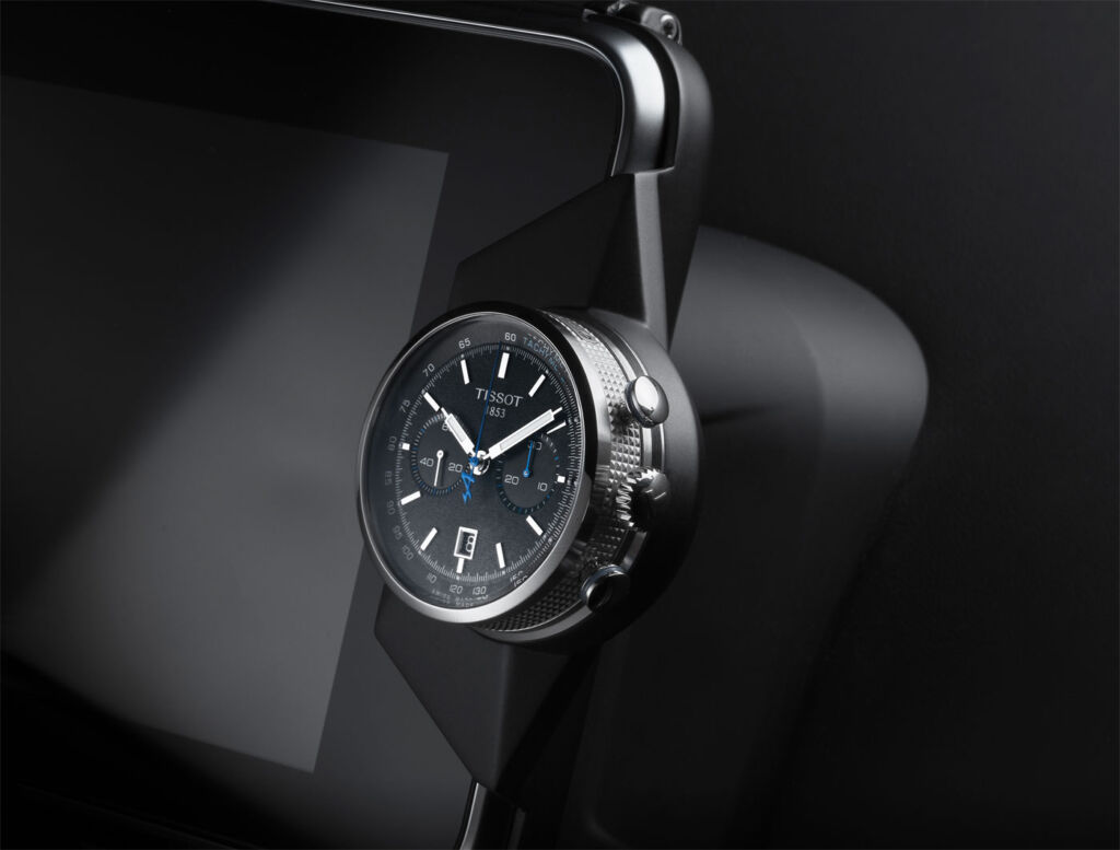 The Alpine Tissot On Board Automatic Wristwatch 8