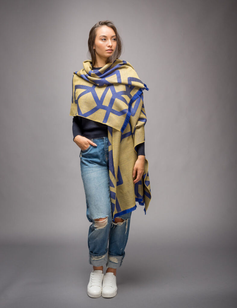 Catching Up On All Things Scarves With Designer Fariba Soltani 9