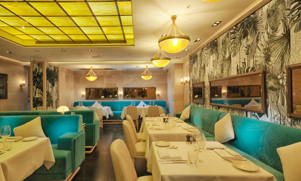 Family-Style Cooking At Its Finest: San Carlo St James's, London 4