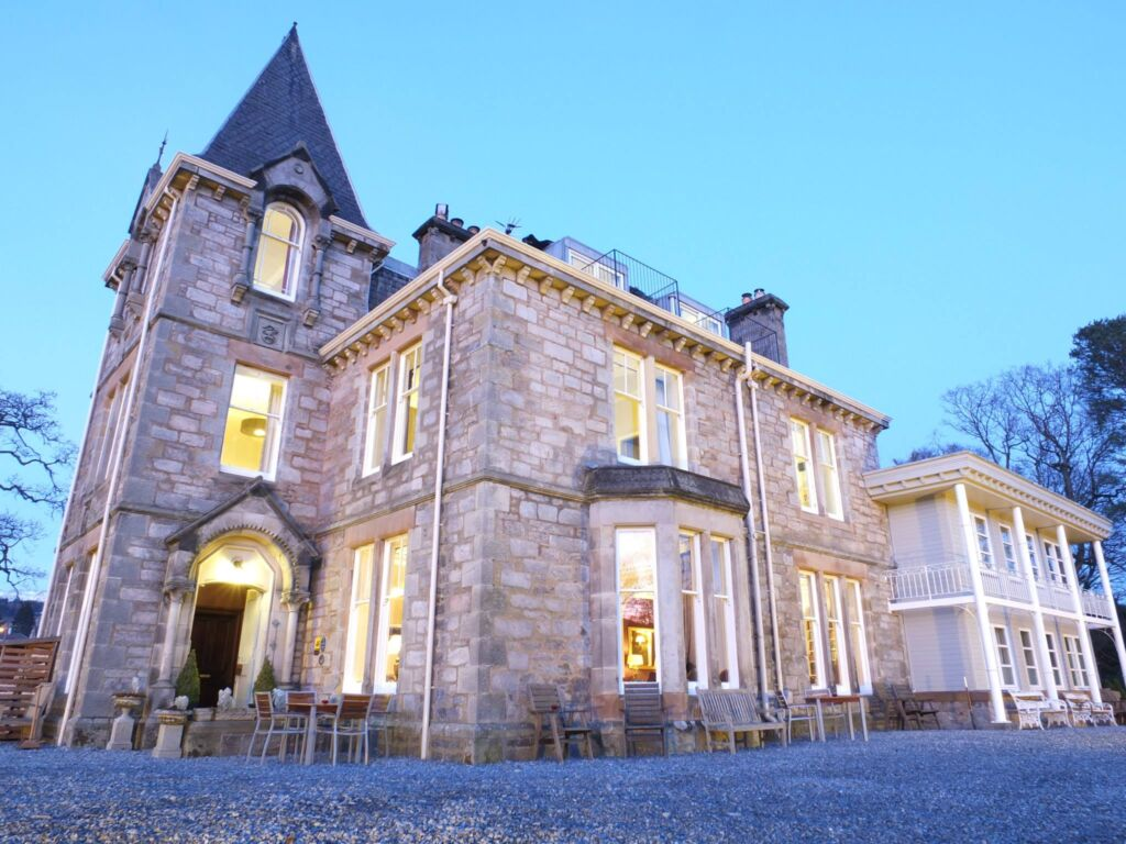 Knockendarroch Hotel - Scottish hotel of the year