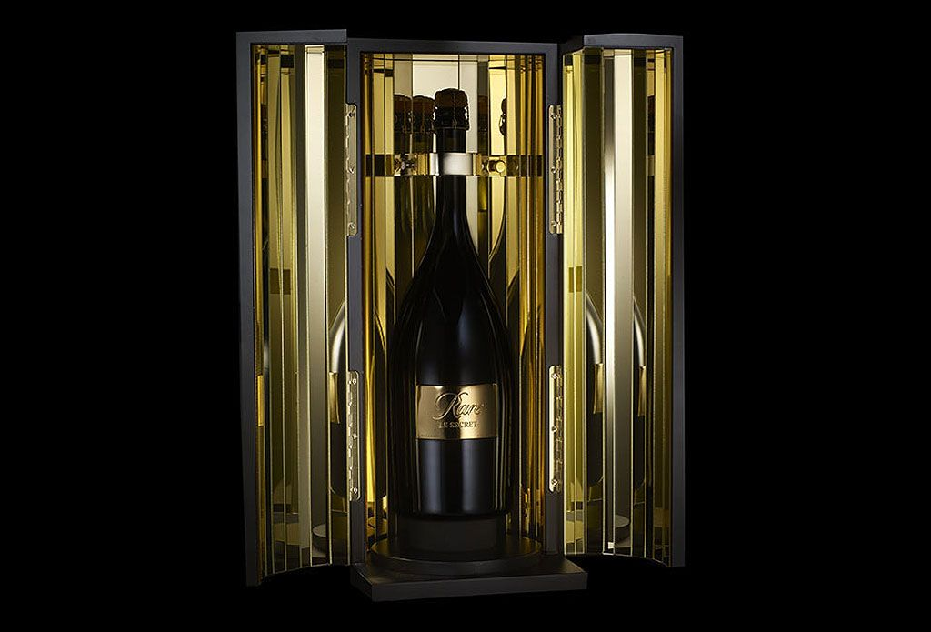 A 'Rare Le Secret' Not For Sharing From Rare Champagne and Mellerio 19