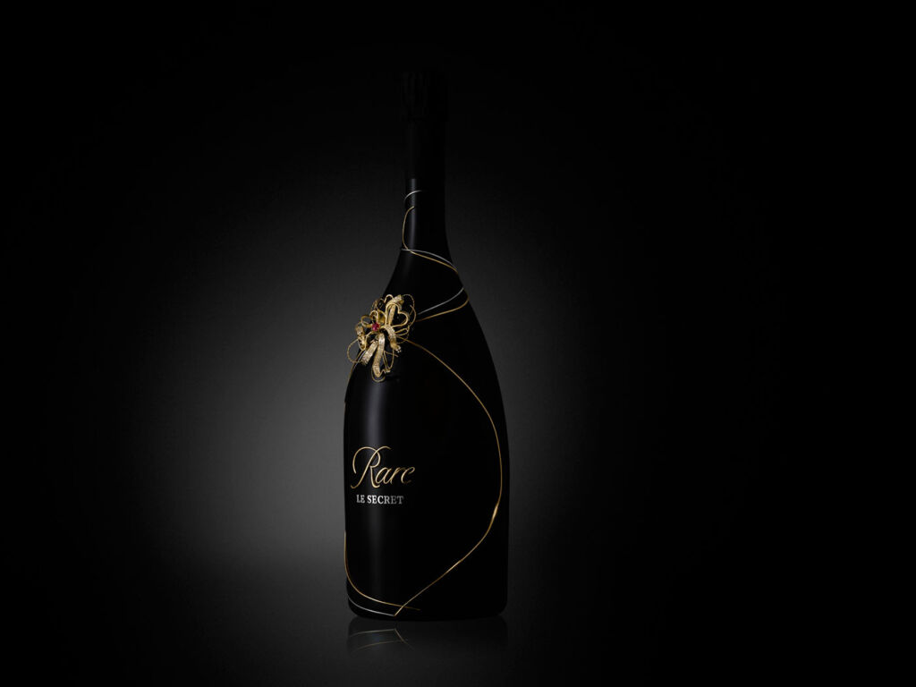 A 'Rare Le Secret' Not For Sharing From Rare Champagne and Mellerio 16
