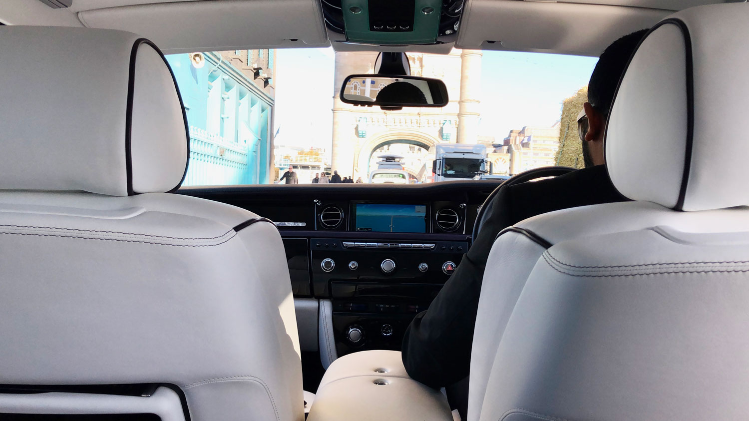 The Luxury A to Z of London in a Rolls Royce Phantom 8