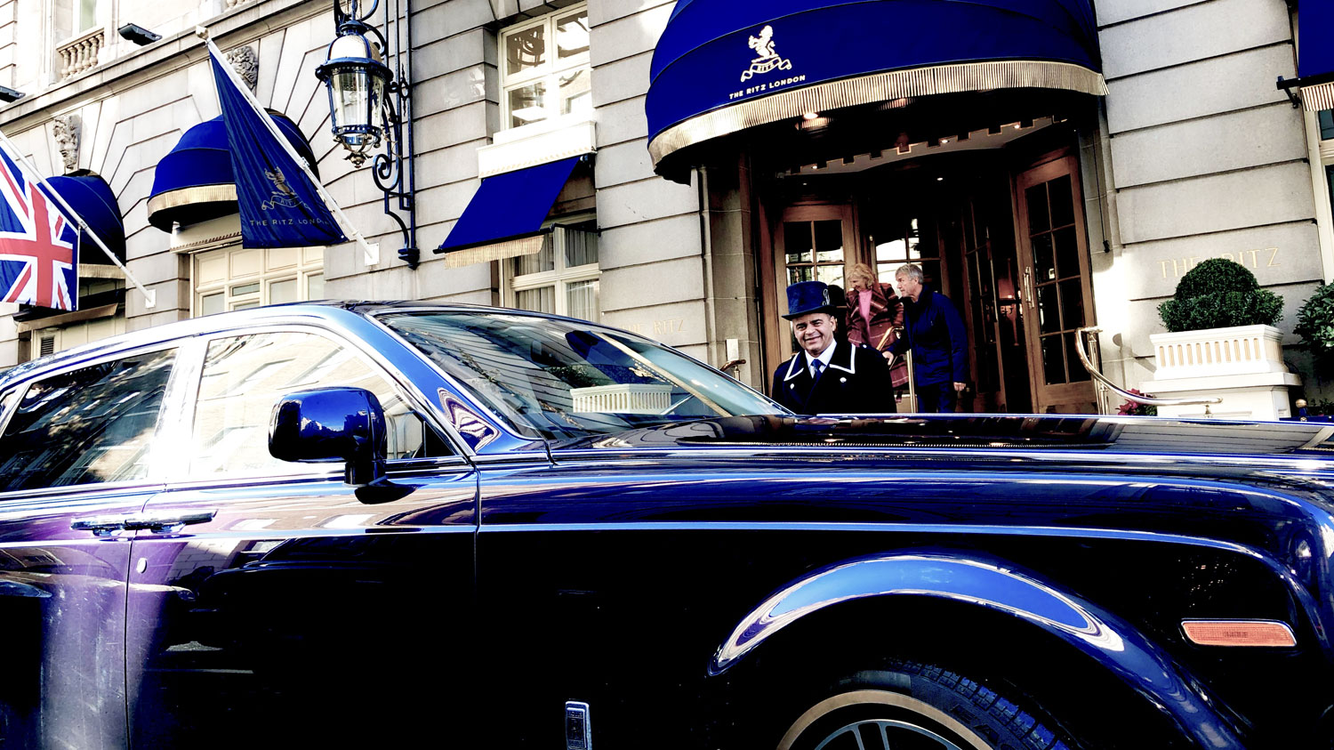 The Luxury A to Z of London in a Rolls Royce Phantom 12