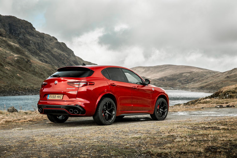Alfa Romeo Stelvio Quadrifoglio Road Test and Review 7