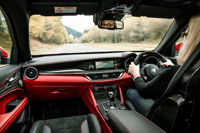 Alfa Romeo Stelvio Quadrifoglio Road Test and Review 4