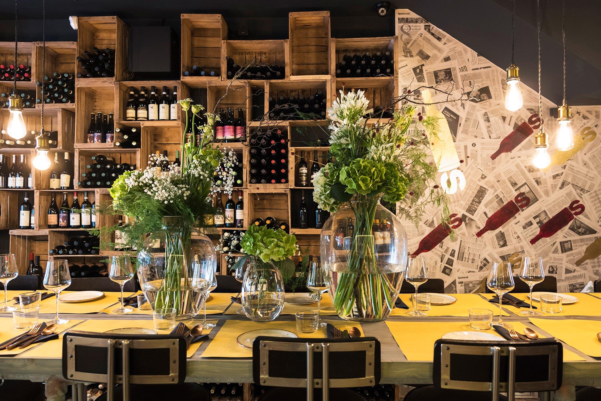 BOTTLES Wine Bar London