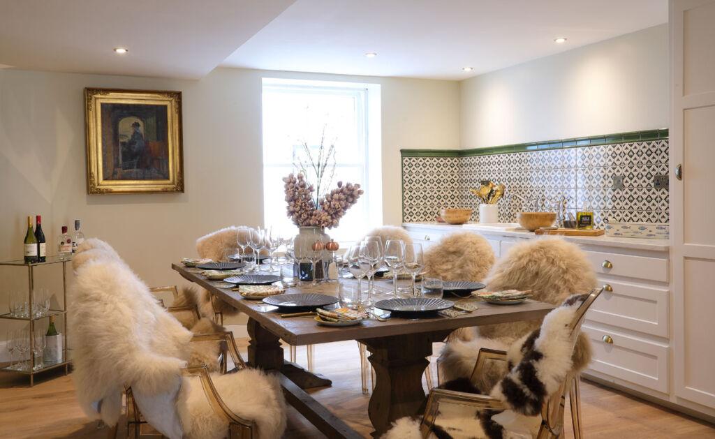 Scotland's Balnakeilly House Opens After Million Pound Refurbishment 7