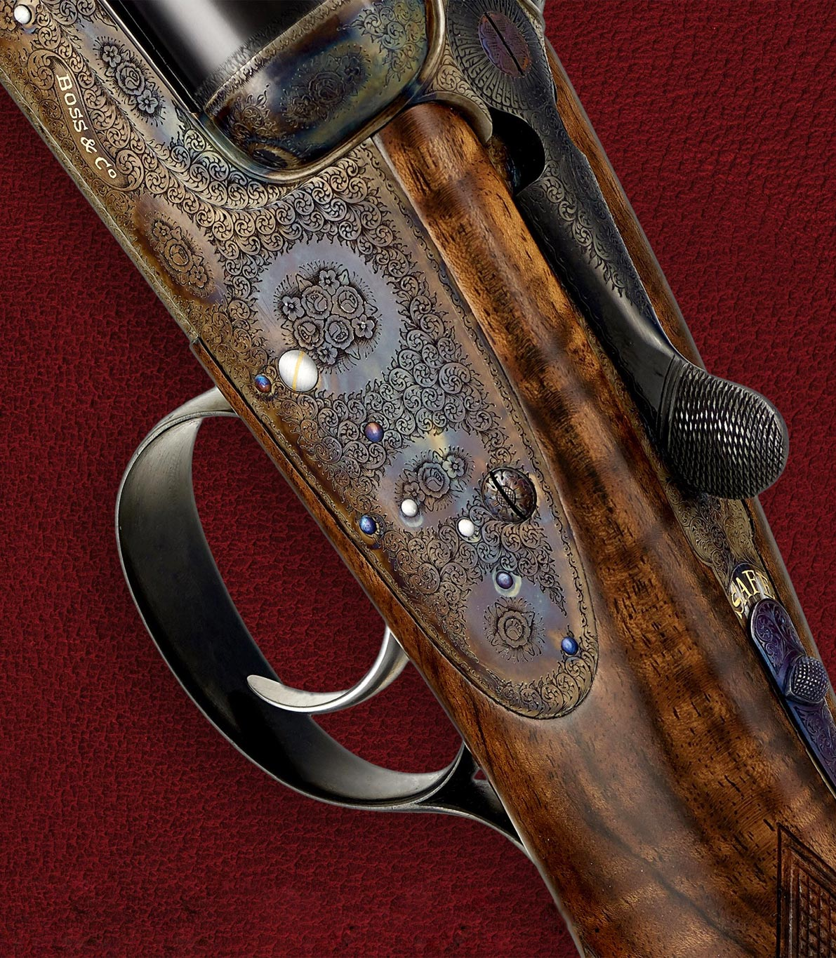 Boss & Co Gunmakers Where Craftsmanship Stands The Test of Time 4