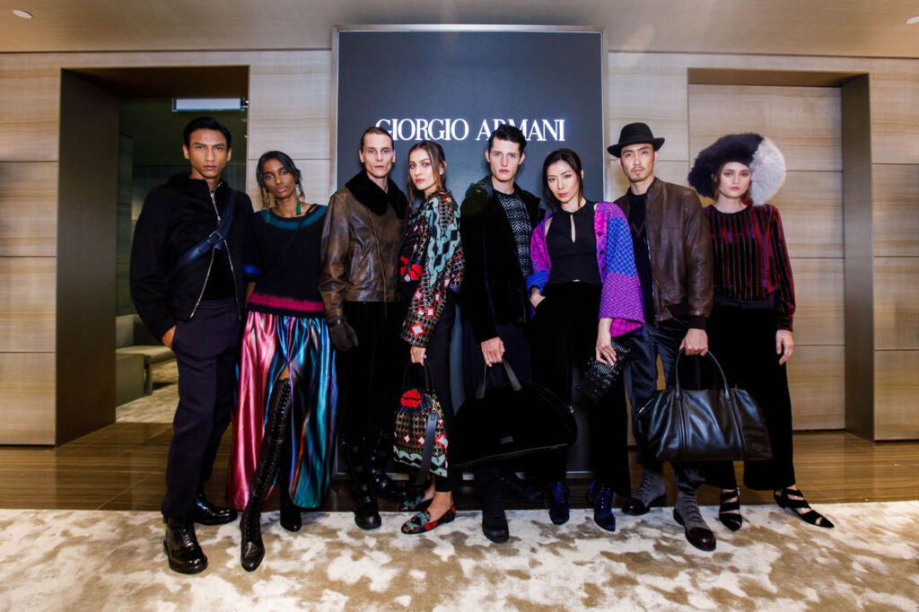 Armani/KL Opens to much Fanfare in Kuala Lumpur 3