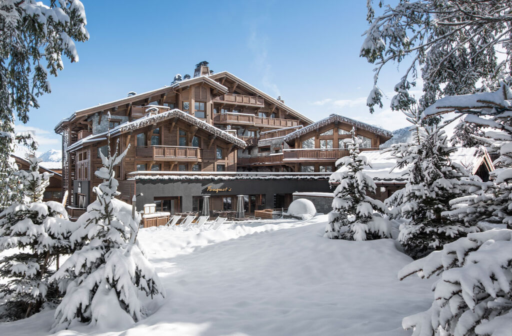 Hotel Barriere Les Neiges at Courchevel 1850 – The Spirit Of Luxury