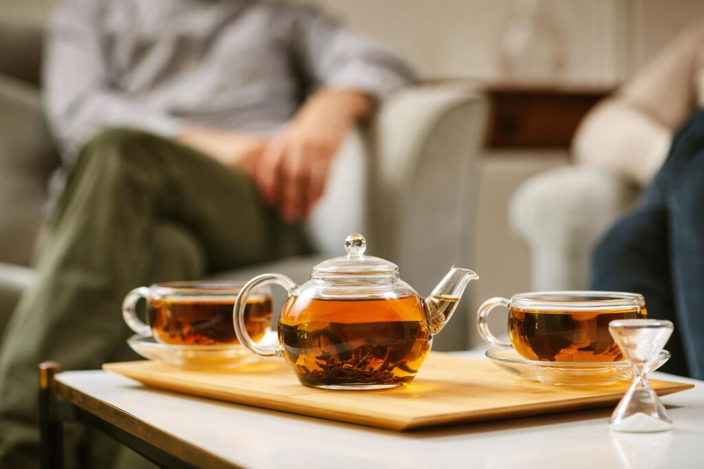 Jing are one of our favourite tea brands and is ideal for a perfect cup of tea.