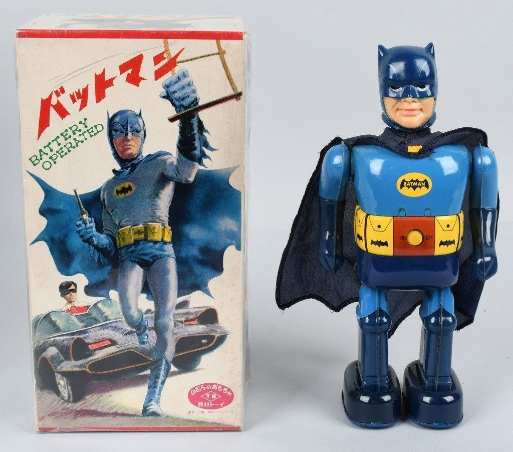 Antique And Vintage Toys Fetch Record Prices At US Pop Culture Auction 1