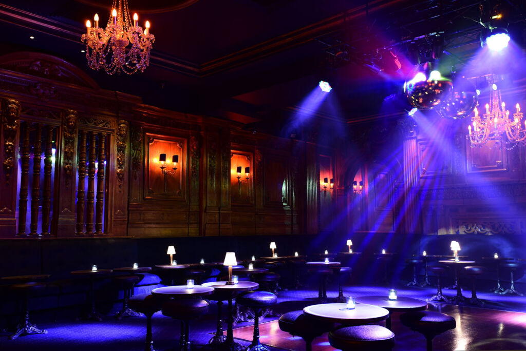 Inside Tramp - London's Most Hedonistic Members' Club 12