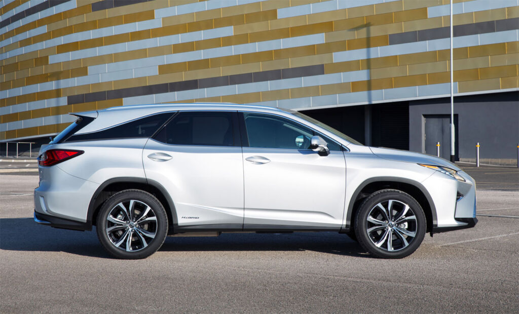 Is The Lexus RXL The Large Luxury SUV We've All Been Waiting For? 12