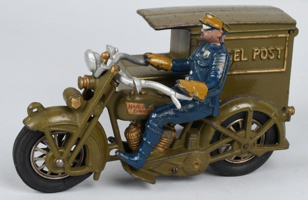 Antique And Vintage Toys Fetch Record Prices At US Pop Culture Auction 3