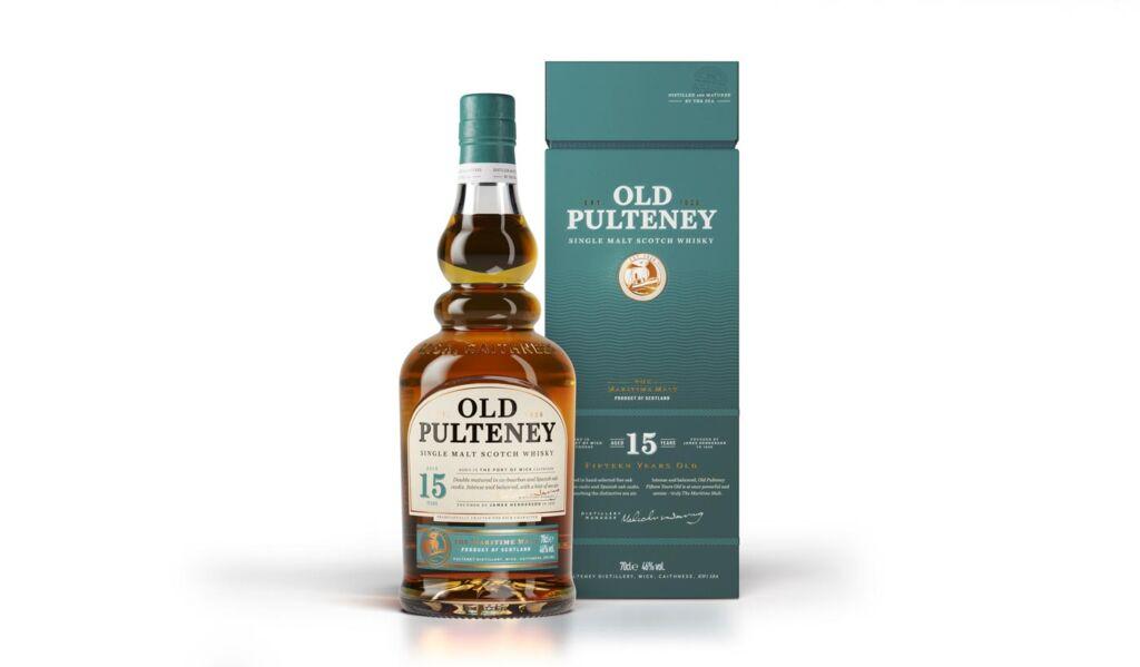 Luxurious Magazine Christmas Gift Idea: Old Pulteney's Maritime Malt Whiskies 3