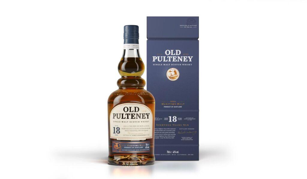 Luxurious Magazine Christmas Gift Idea: Old Pulteney's Maritime Malt Whiskies 4