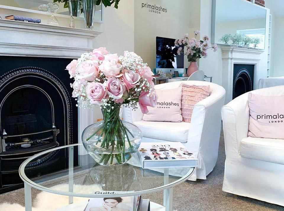 Leanne Kelsall Heads To London's Mayfair For Some Prima Lashes