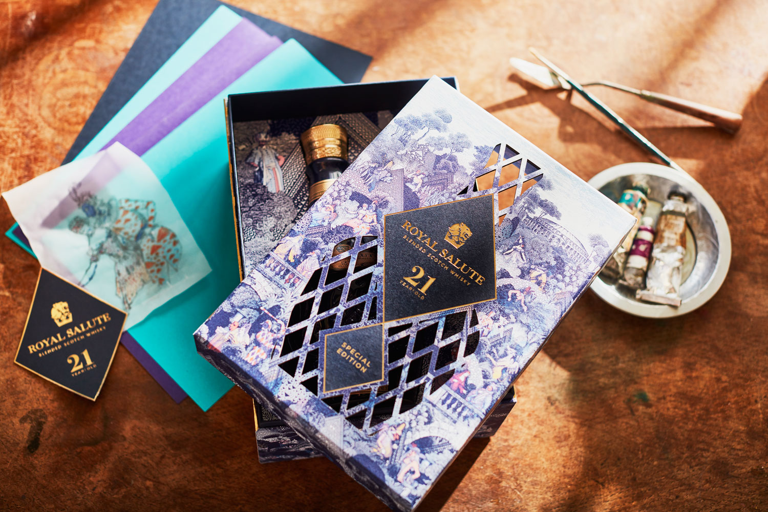 Royal Salute Unveils Masquerade Ball Gift Pack For The Festive Season
