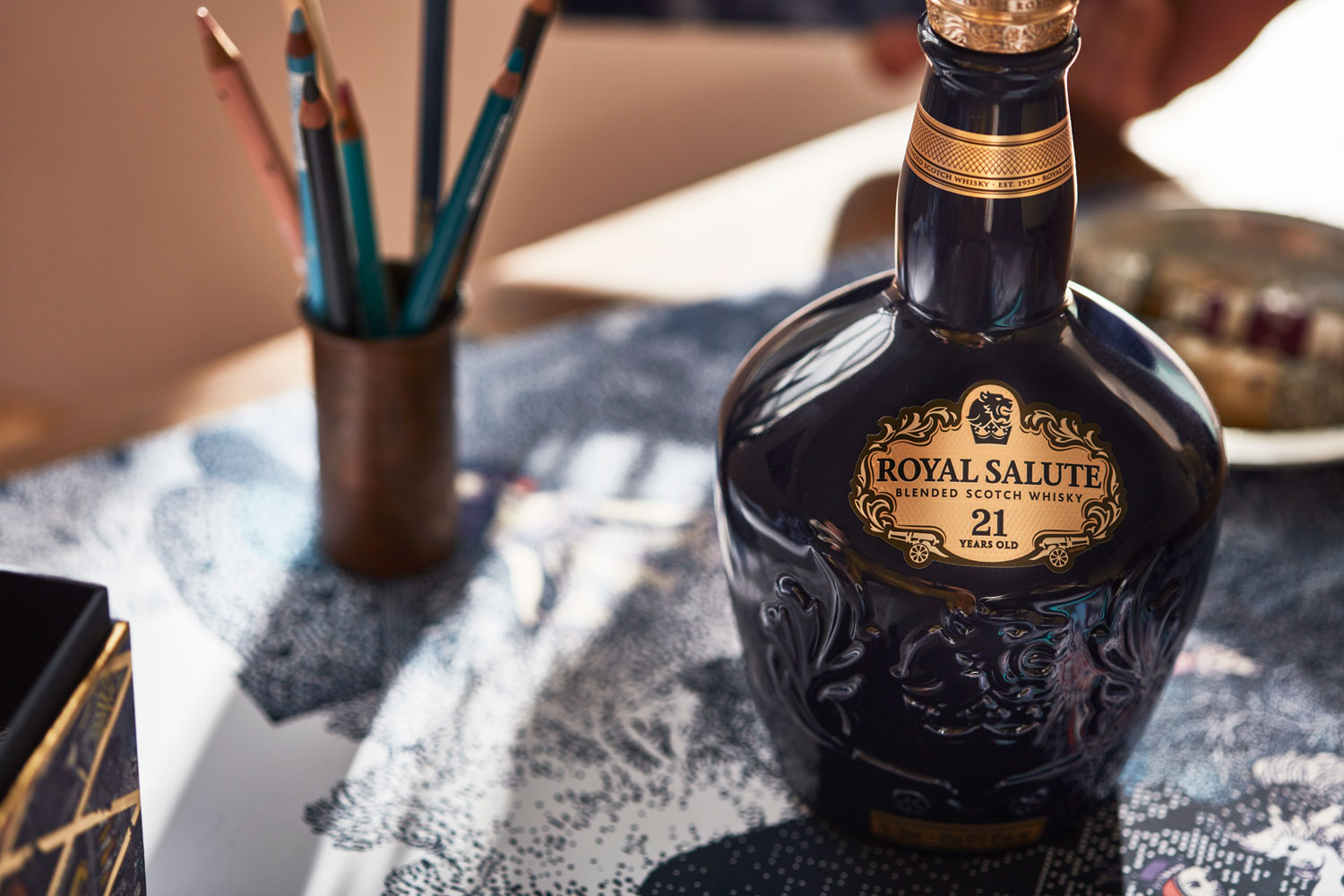 Royal Salute Unveils Masquerade Ball Gift Pack For The Festive Season 7