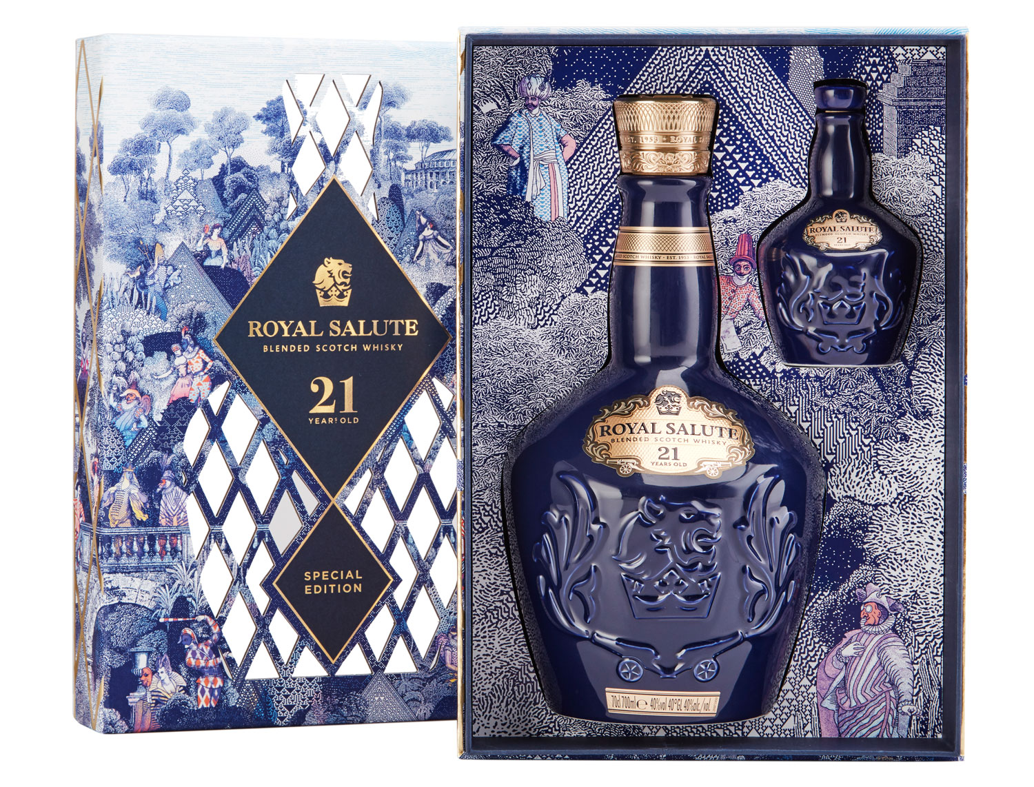 Royal Salute Unveils Masquerade Ball Gift Pack For The Festive Season 8