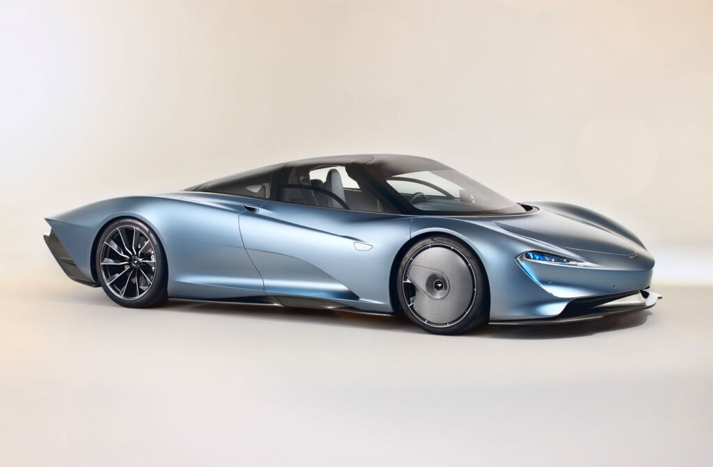 McLaren's Speedtail Hyper GT - Big Performance With A Price Tag To Match