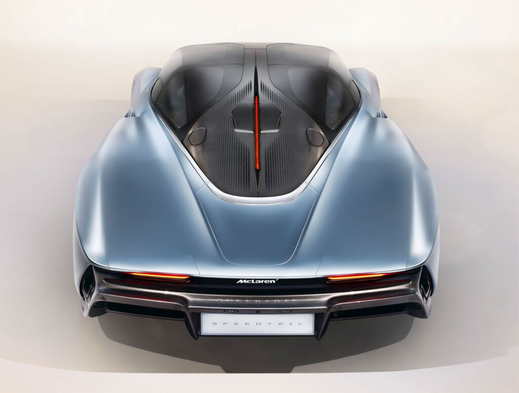 McLaren's Speedtail Hyper GT - Big Performance With A Price Tag To Match 5