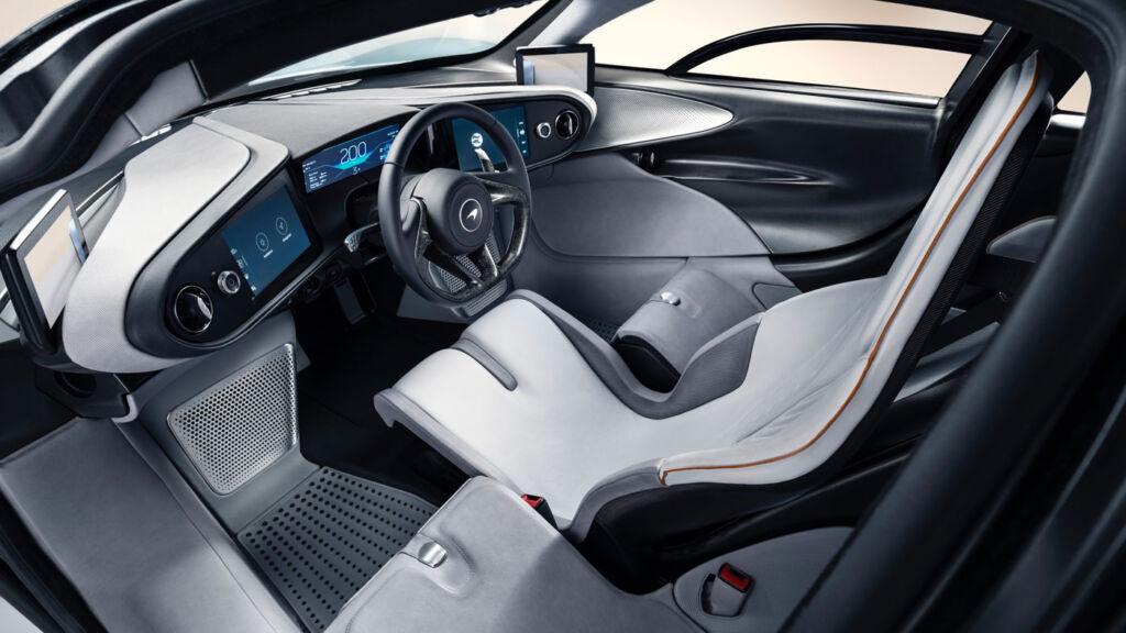 McLaren's Speedtail Hyper GT - Big Performance With A Price Tag To Match 7