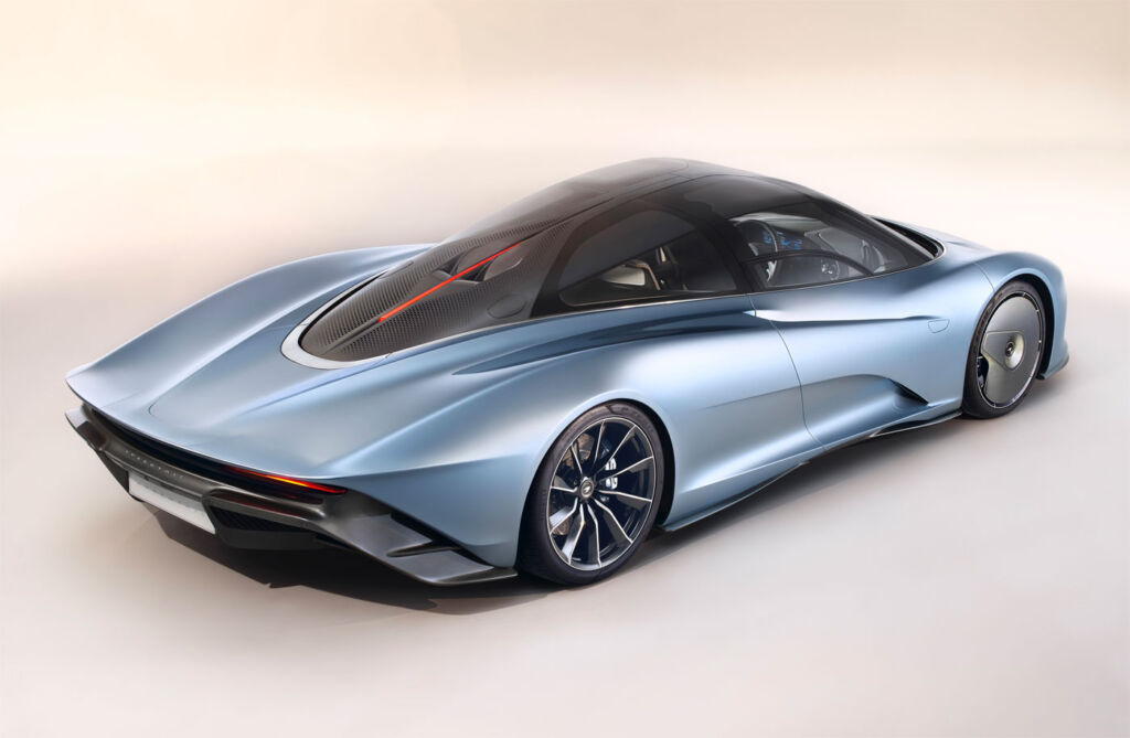 McLaren's Speedtail Hyper GT - Big Performance With A Price Tag To Match 6