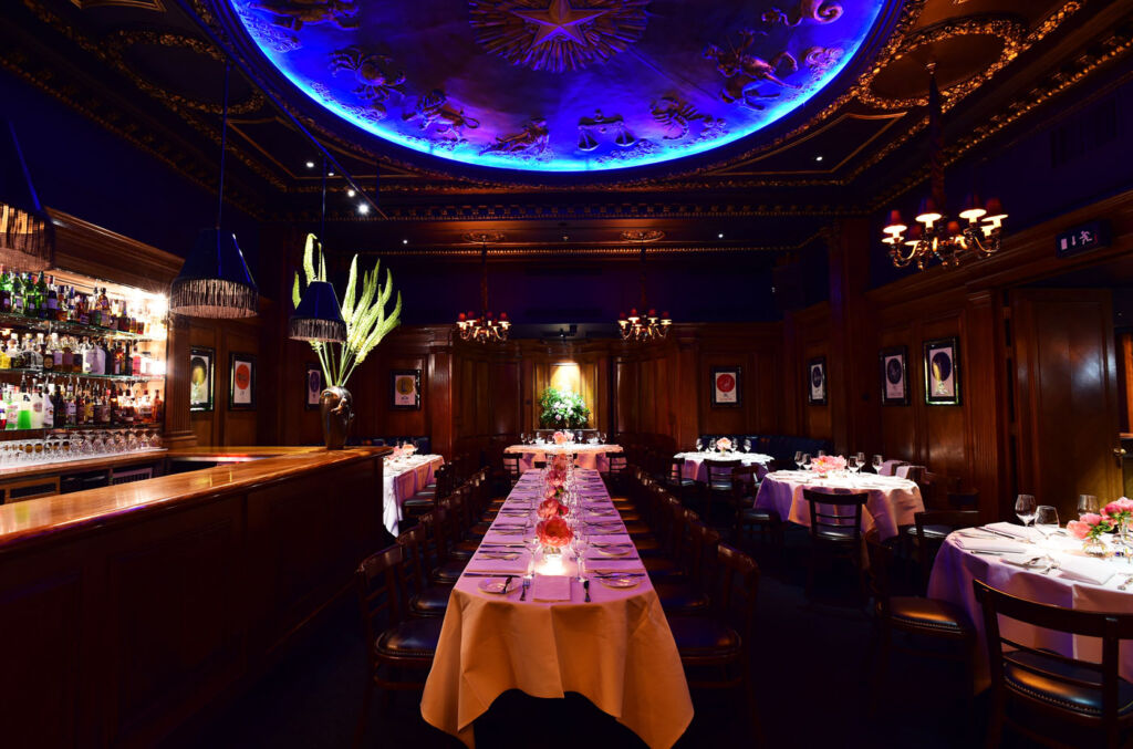 Inside Tramp - London's Most Hedonistic Members' Club 10