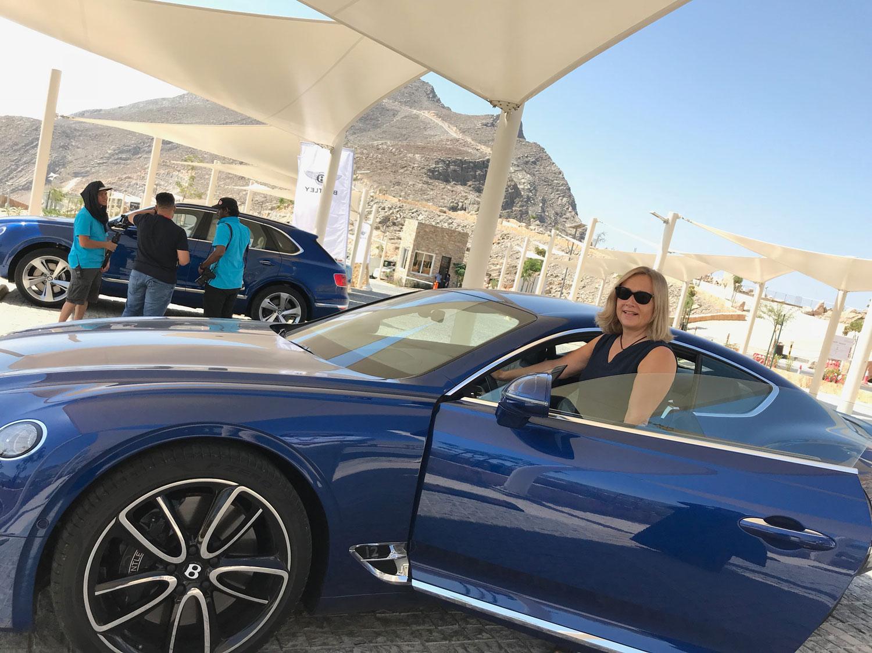 All-New Bentley Continental GT W12 and Bentley Bentayga V8 Road Tests 7
