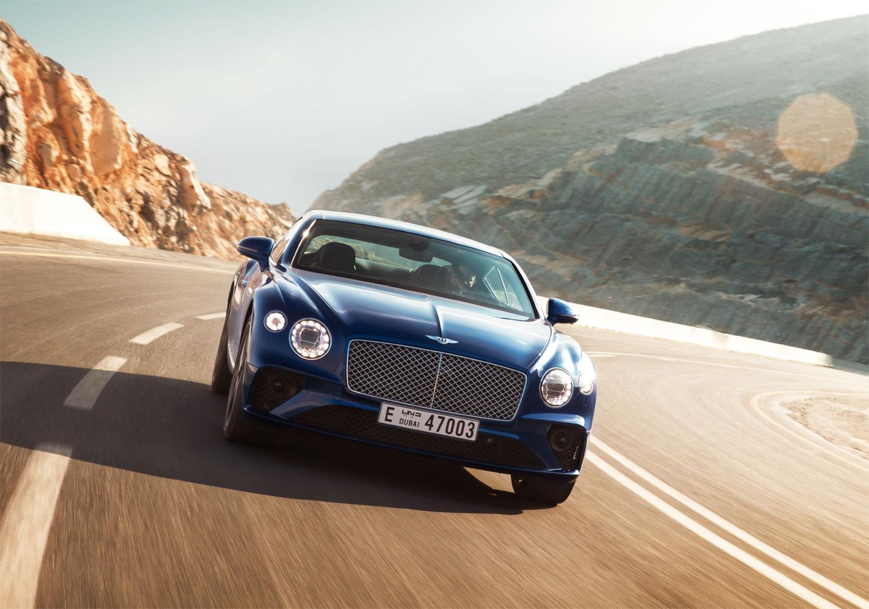 All-New Bentley Continental GT W12 and Bentley Bentayga V8 Road Tests 10