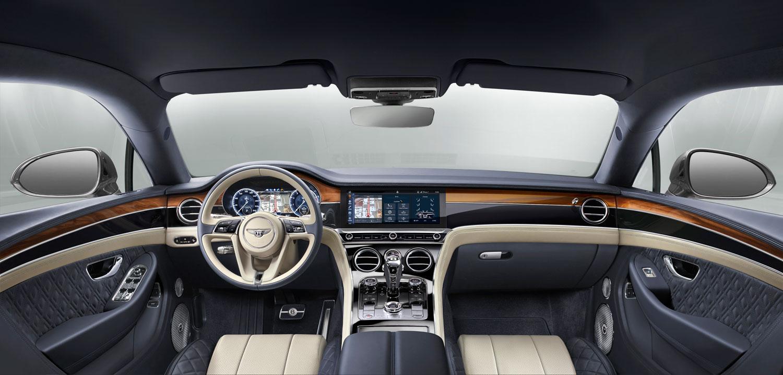 All-New Bentley Continental GT W12 and Bentley Bentayga V8 Road Tests 11