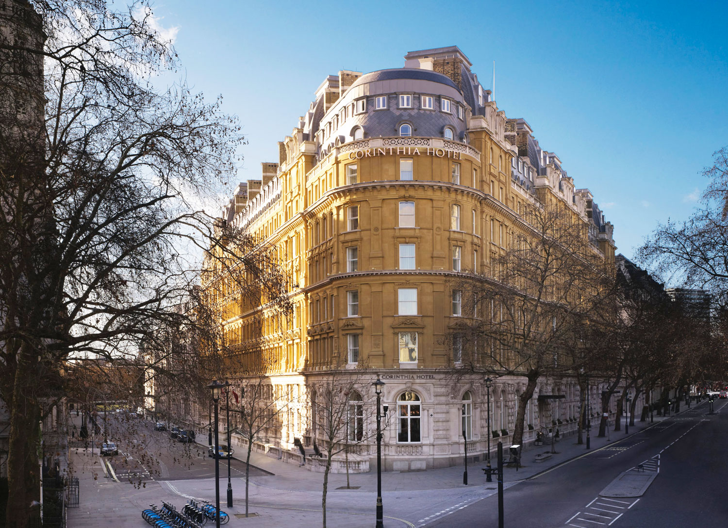 £11.25 Million Private Residence in the Corinthia Hotel London