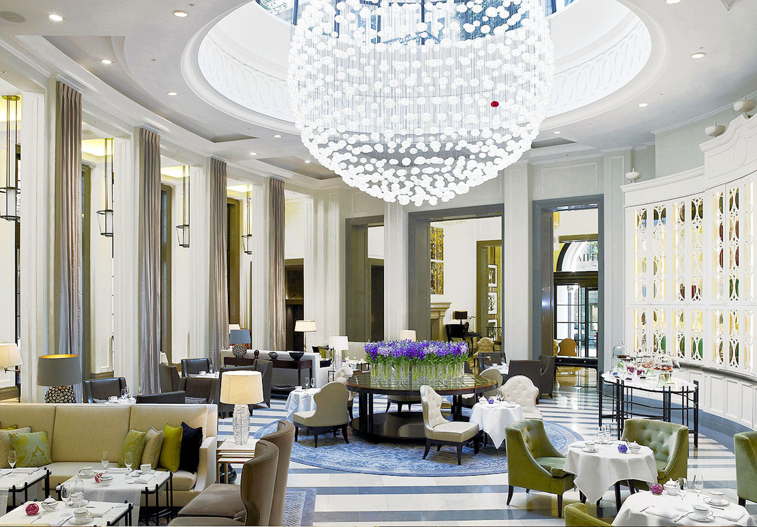 Corinthia hotel london private residence for sale at 11 for Hotel design london