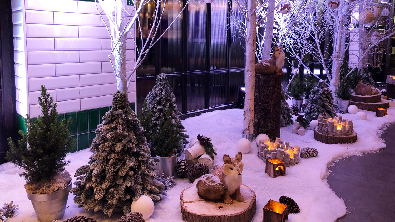 Plenty of the Christmas Spirit at The Hilton London Bankside 13
