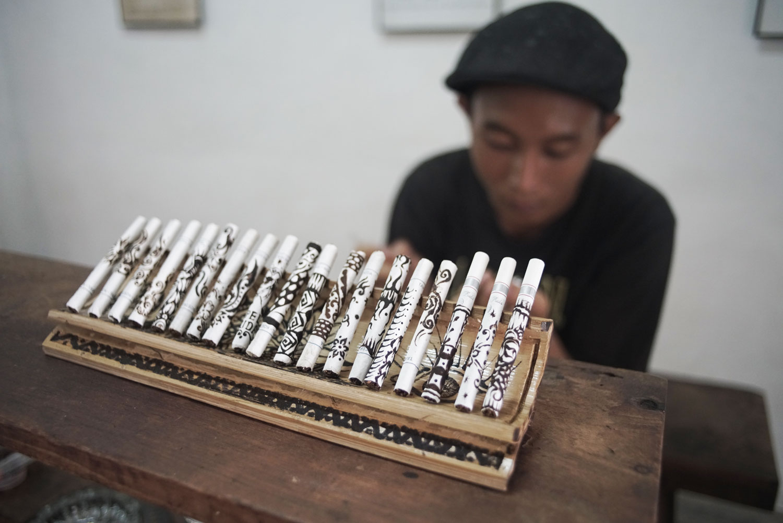 Batik - The Fabric Of Indonesian Culture 13