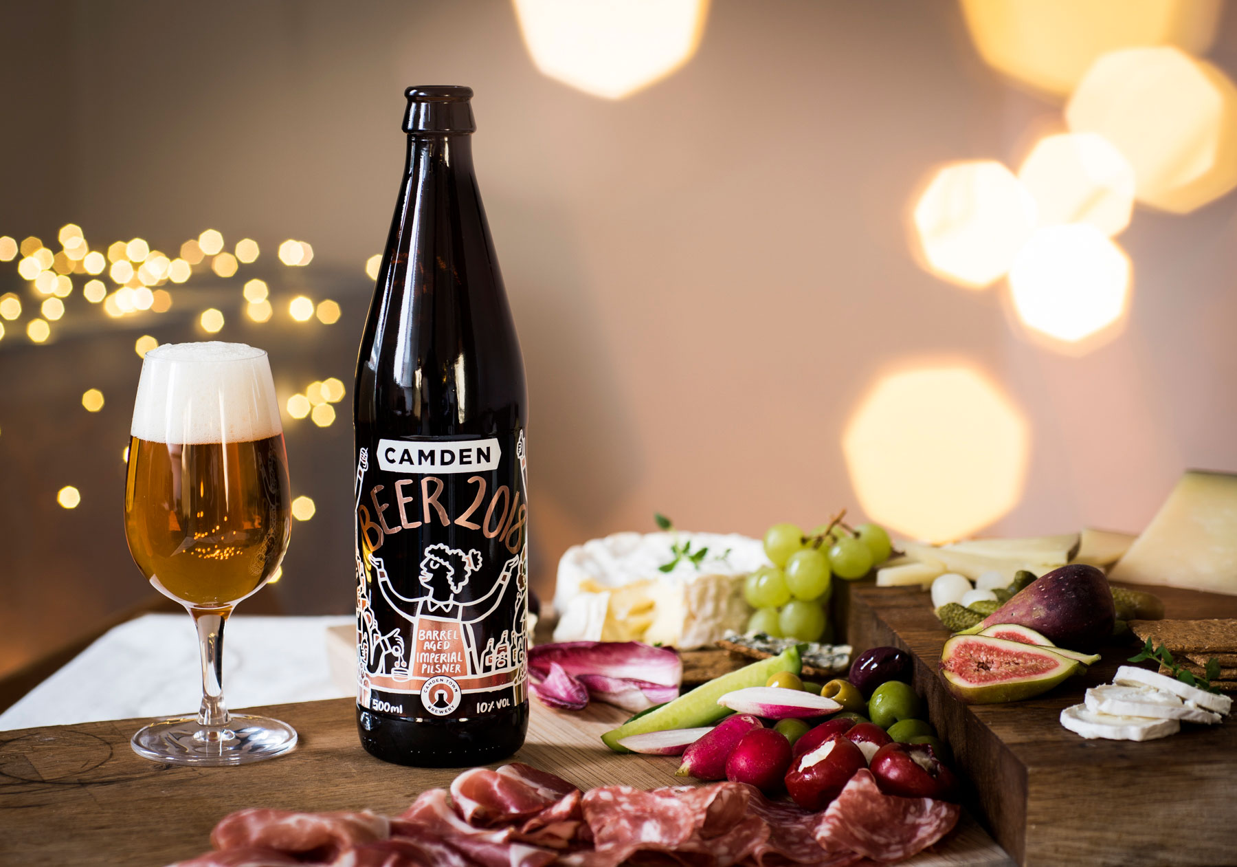 Limited Edition Camden Town Brewery's Beer