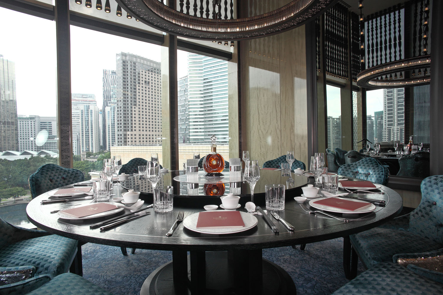 The Louis XIII Experience at Yun House in the Four Seasons Kuala Lumpur 5