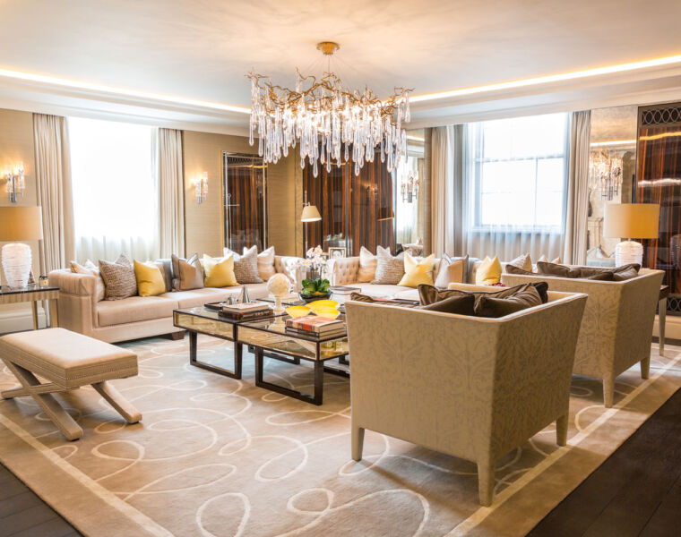 Corinthia Hotel London Private Residence for sale at £11.25 million 34