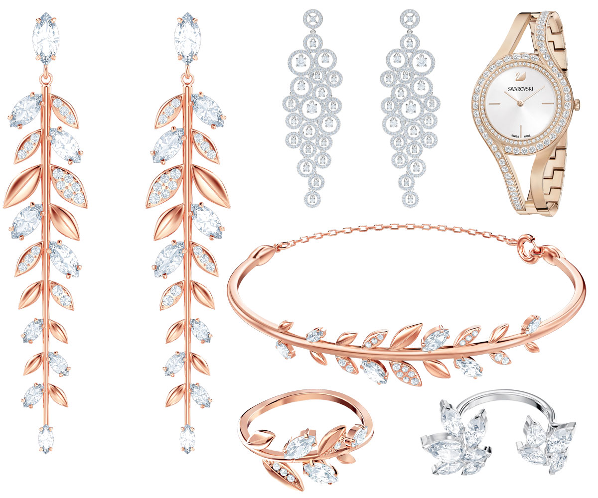Dress to Impress and Sparkle with the Swarovski Christmas Collection 2018 4